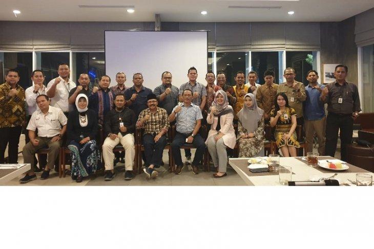 Pertukaran infomasi layanan bisnis perkuat sinergi BUMN di Jambi