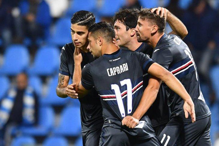 Tundukkan SPAL, Sampdoria tinggalkan dasar klasemen