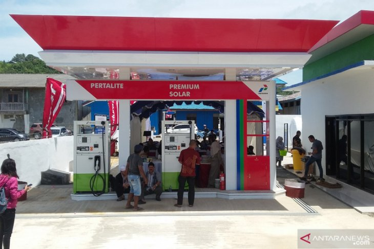 Pemkab Teluk Wondama harapkan Pertamina percepat pembangunan SPBU