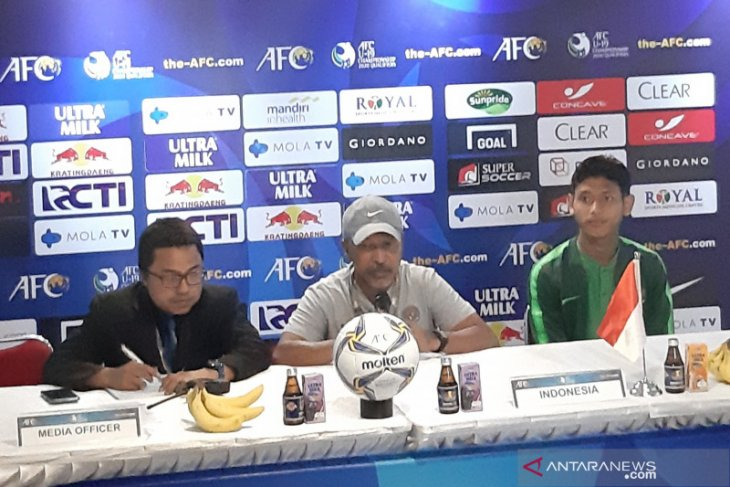 Pelatih timnas, Fakhri belum puas dengan aspek penyelesaian akhir Timnas U-19