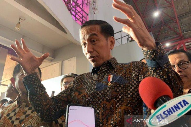Dikritik Jokowi, Menperin minta impor pacul dihentikan