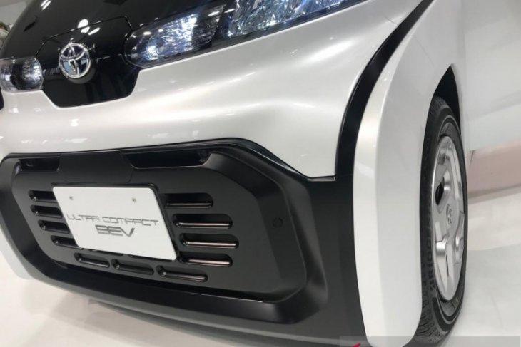 Mengenal mobil listrik Toyota yang