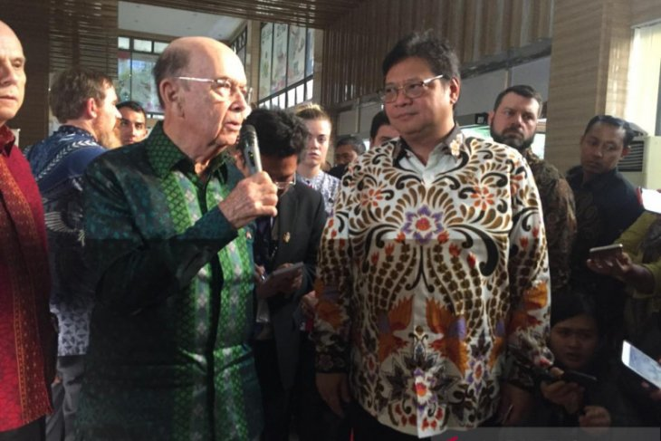 Indonesia vows investment ease at meeting with US' Wilbur Ross