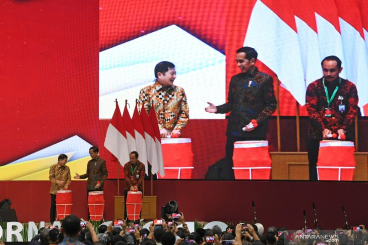 Jokowi encourages inclusion of MSMEs into government's e-catalogue