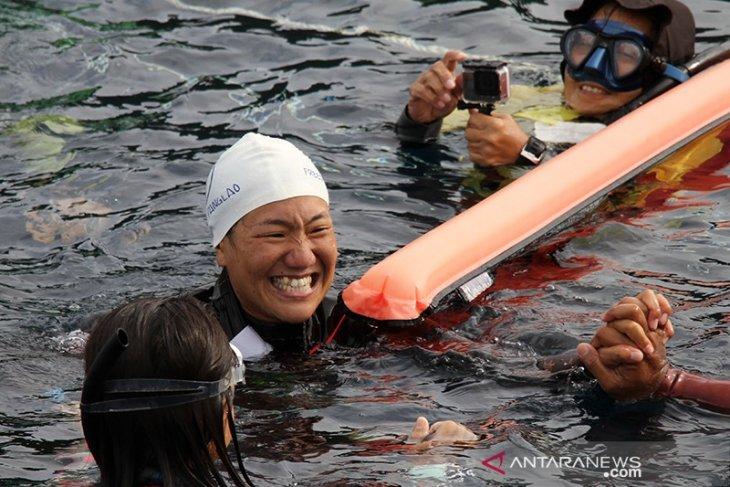 Kompetisi freediving Sabang dongkrak perekonomian masyarakat