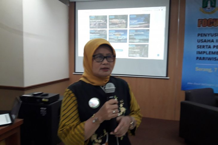 Permudah akses pariwisata Banten, Dispar sosialisasi exciting banten.id