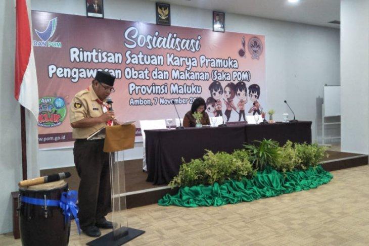 BPOM Maluku sosialisasi rintis Saka Pom