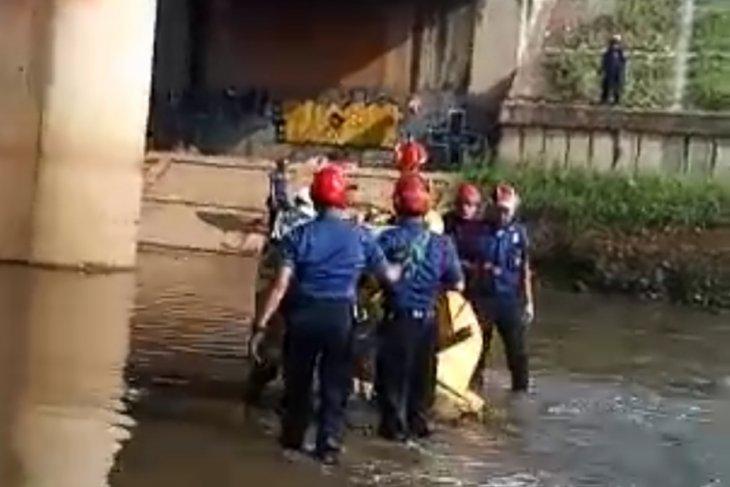 Ahdan ditemukan tewas di Sungai Banjir Kanal Timur setelah dua hari hilang