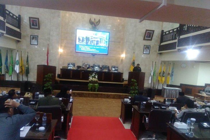DPRD sepakati Raperda Penanggulangan Kebakaran