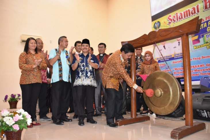 Wawako Sibolga buka Pesparawi tingkat Kecamatan Sibolga Kota