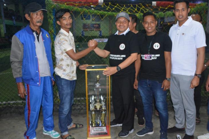 32 tim Futsal bertanding memperebutkan Piala Wali Kota Langsa