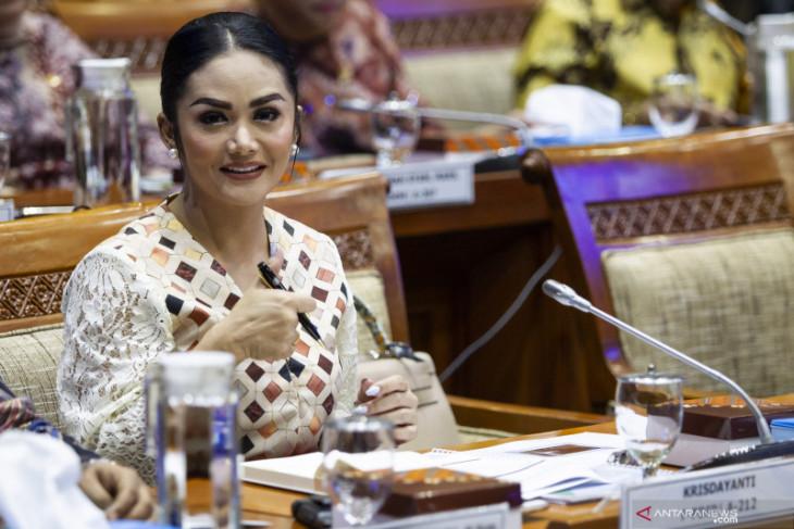 Krisdayanti: Dana reses bukanlah pendapatan pribadi Anggota DPR