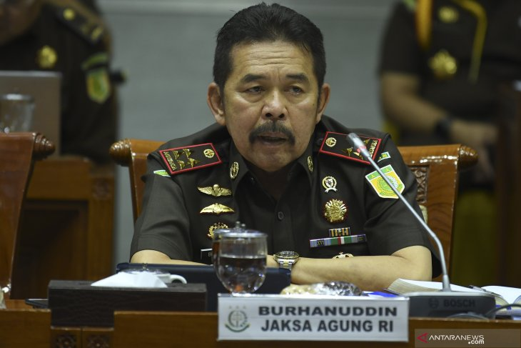 Burhanuddin  sebut jaksa yang terlibat korupsi sebagai