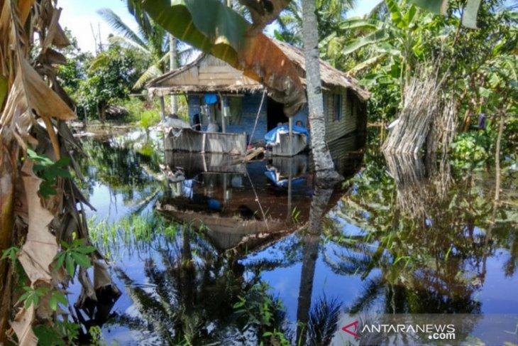 BPBD : 10 kecamatan di Bengkayang rawan bencana