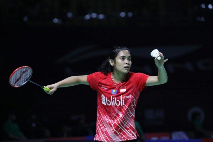 Gregoria mengaku tegang saat melakoni laga pertamanya di Olimpiade Tokyo