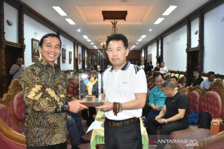 Central Java's Batang receives 59 Chinese entrepreneurs