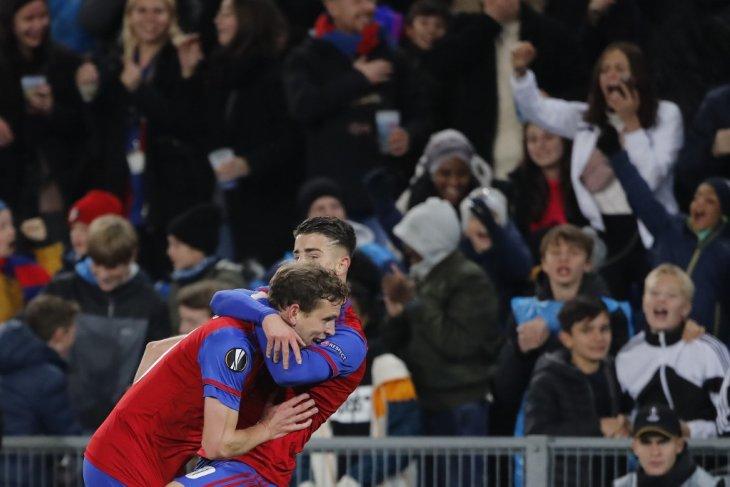 Ringkasan pertandingan fase grup Liga Europa