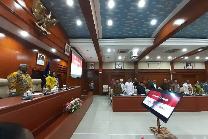 DPR Commission I's 10 members visit Papua for first-hand accounts