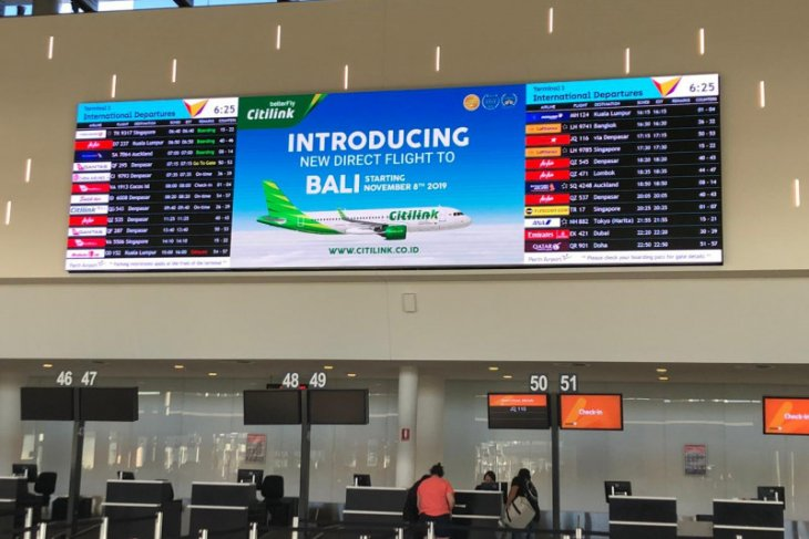 Citilink opens routes to Perth, Kuala Lumpur