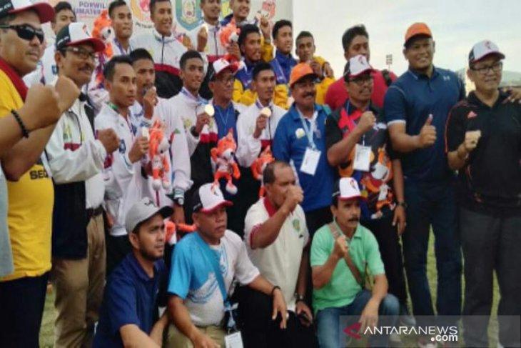 Prestasi Aceh meningkat di Porwil Bengkulu