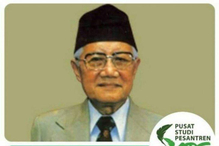 KH Masjkur terima anugerah Pahlawan Nasional