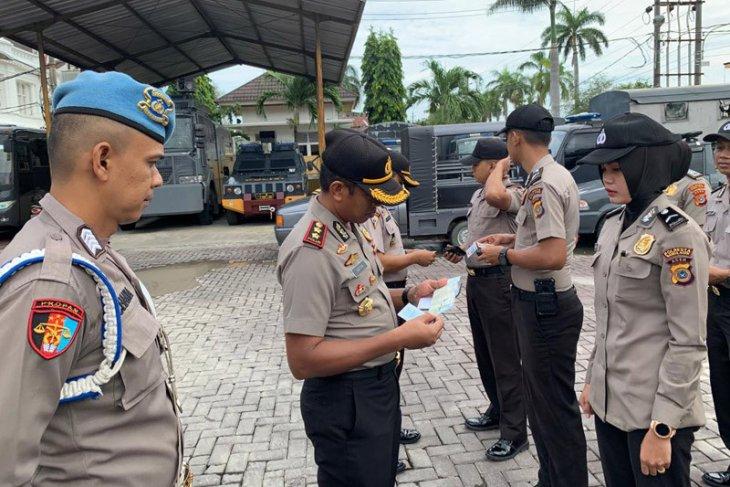 Polda Aceh periksa personel di Polresta Banda Aceh