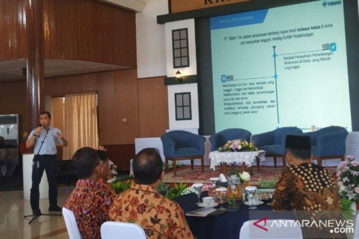 Kunjungan wisatawan di Museum Timah Indonesia mencapai 246.919 orang