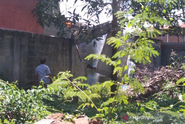 Warung bakso di Banda Aceh terbakar