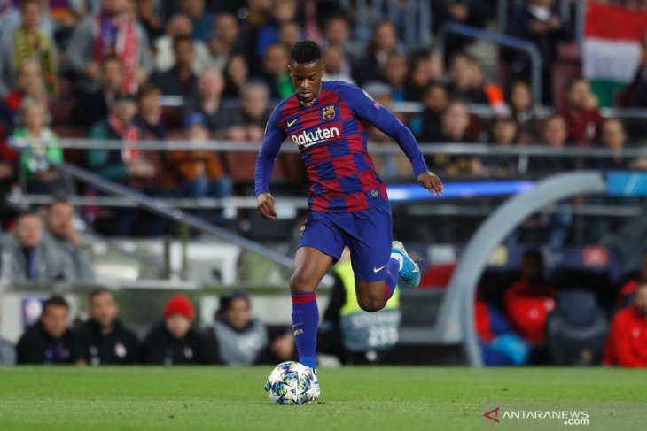 Akan absen lima pekan Barcelona konfirmasi Nelson Semedo