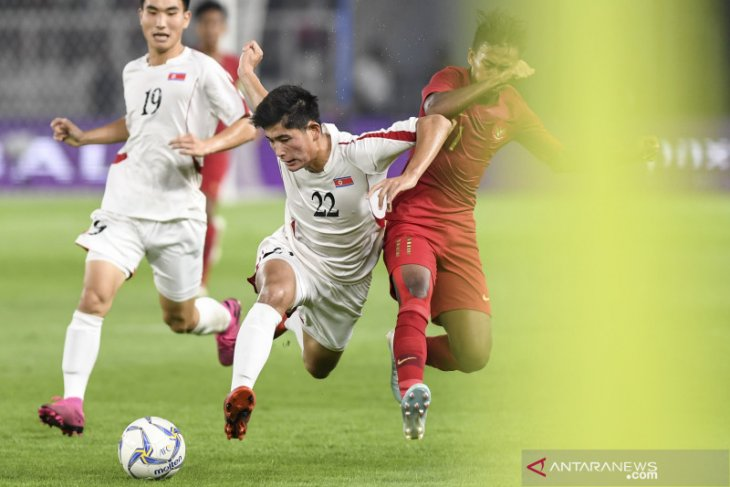 Korea Utara keluar dari kualifikasi Piala Dunia 2022