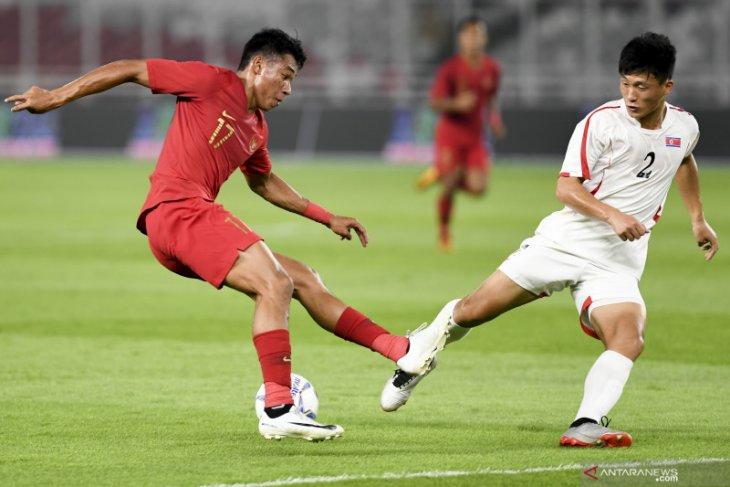 Indonesia membuat pelatih Korea Utara kecewa