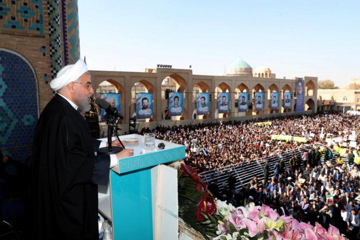 Berita dunia - Presiden Iran: Sanksi minyak AS terhadap Iran tidak adil