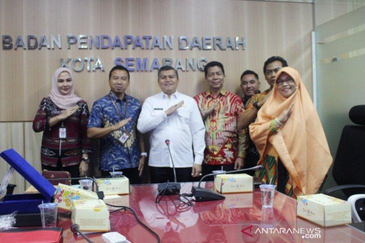 Pemkab Kubu Raya belajar optimalisasi PAD dari Kota Semarang
