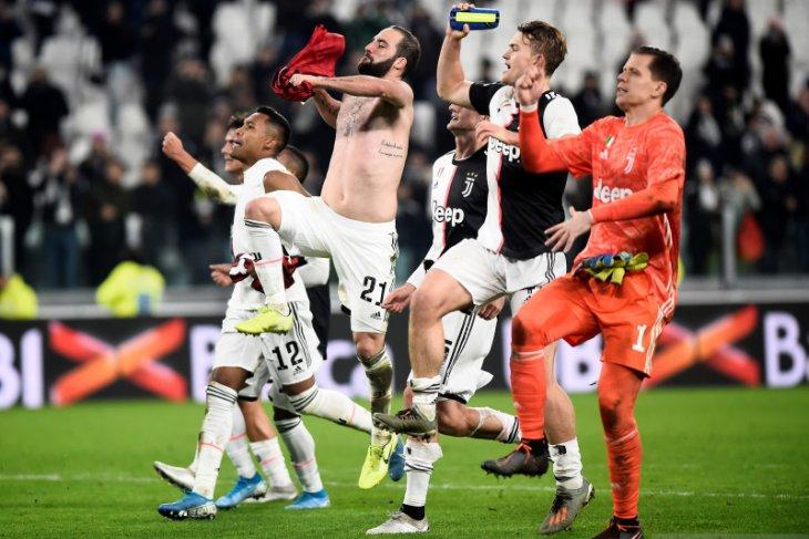 Klasemen Liga Italia: Juventus kembali ambil pucuk klasemen dari Inter