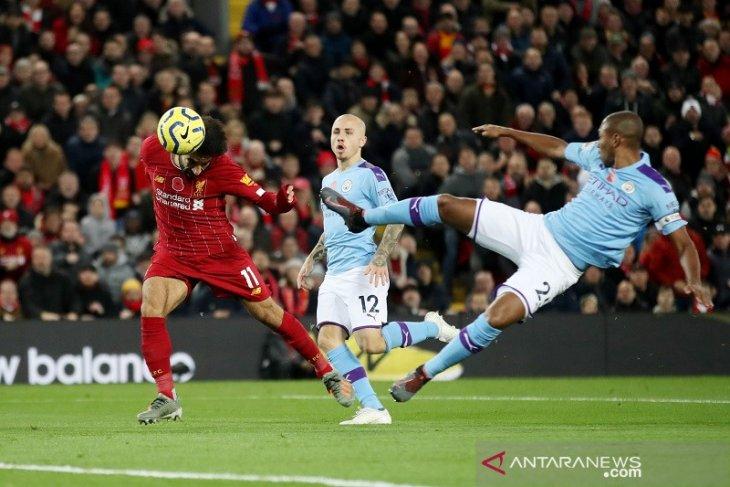Liverpool menang meyakinkan 3-1 atas Man City