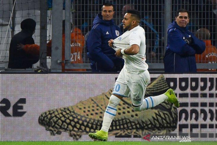 Marseille dekati pemuncak klasemen PSG usai tundukkan Lyon