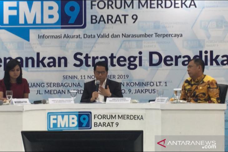 Kementerian Agama gandeng NU-Muhammadiyah lakukan deradikalisasi