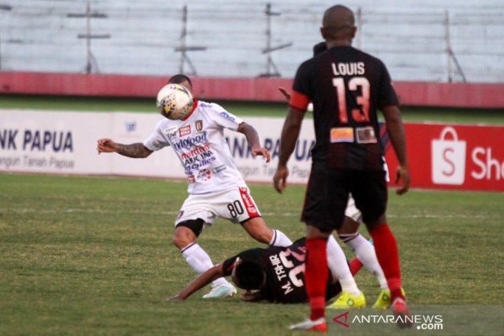 Bali United pertahankan posisi puncak klasemen Liga 1