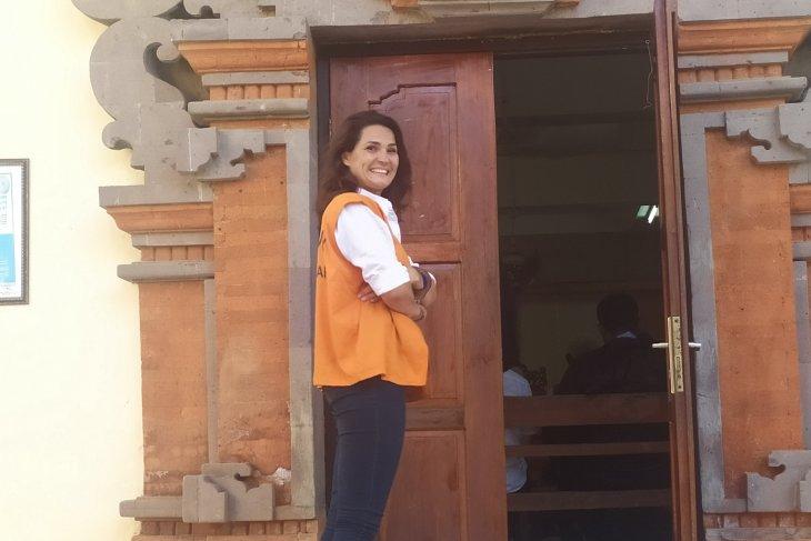 Perempuan Rusia jalani sidang putusan di PN Denpasar