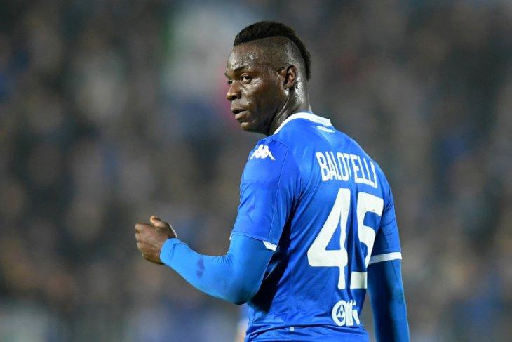 Presiden Brescia mengharapkan Balotelli tinggalkan klubnya pada akhir musim