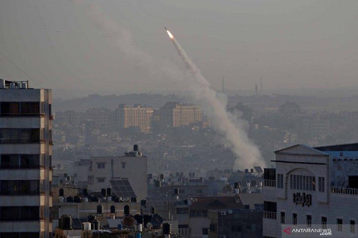 Israel menyasar militer Suriah untuk serangan pembalasan