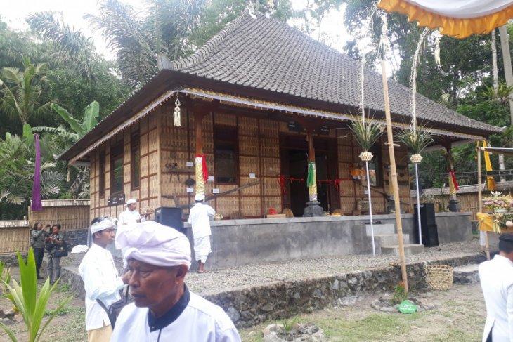 UI resmikan Museum Sanghyang Dedari Giri Amertha di Bali