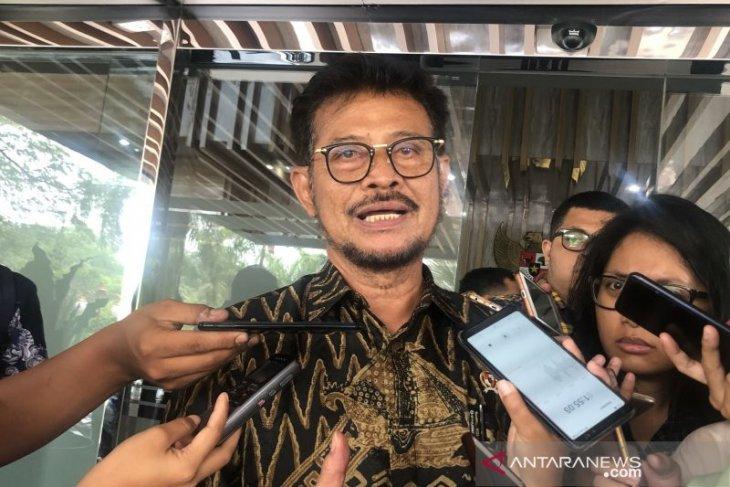 Menteri Pertanian umumkan cadangan pangan cukup sampai panen 2020