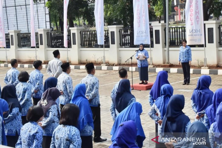 Tercatat 32,9 persen balita Kabupaten Bogor derita stunting
