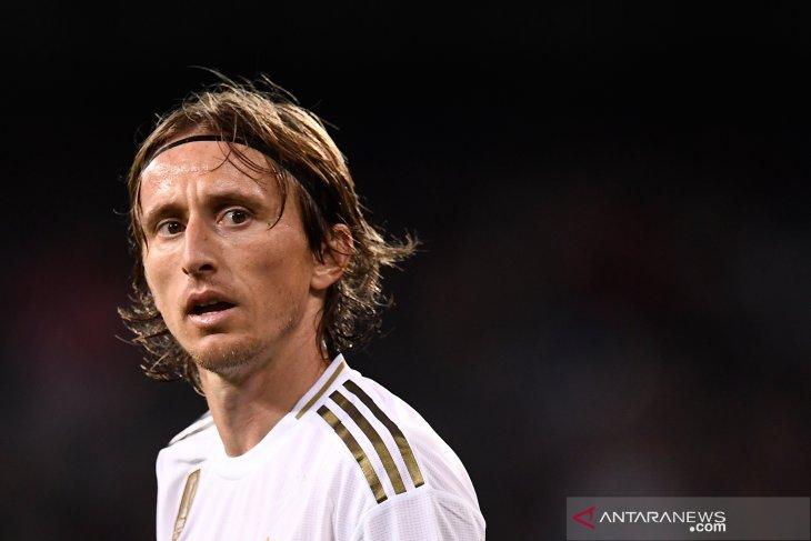 Liga Spanyol: Real Madrid bakal perpanjang kontrak Luka Modric