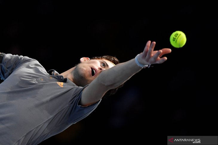 Australia Open, Thiem bungkam perlawanan Nadal di perempat final