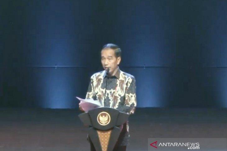 Presiden dalam arahkan pimpinan daerah hati-hati hadapi insiden