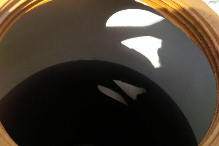 Pelanggan keluhkan air bersih berwarna hitam pascagempa di Maluku