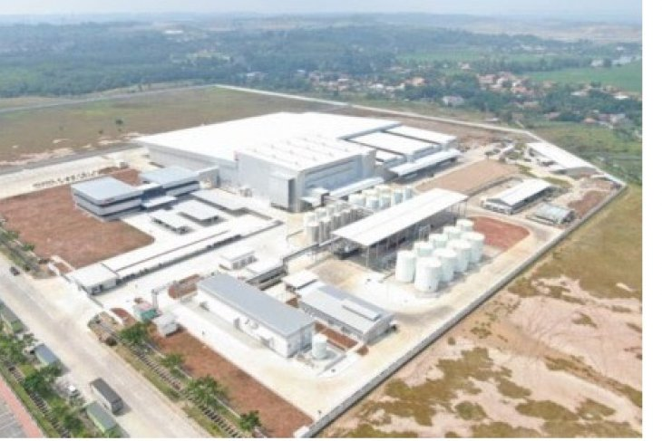 Idemitsu established the second lubricant manufacturing plant in Indonesia
