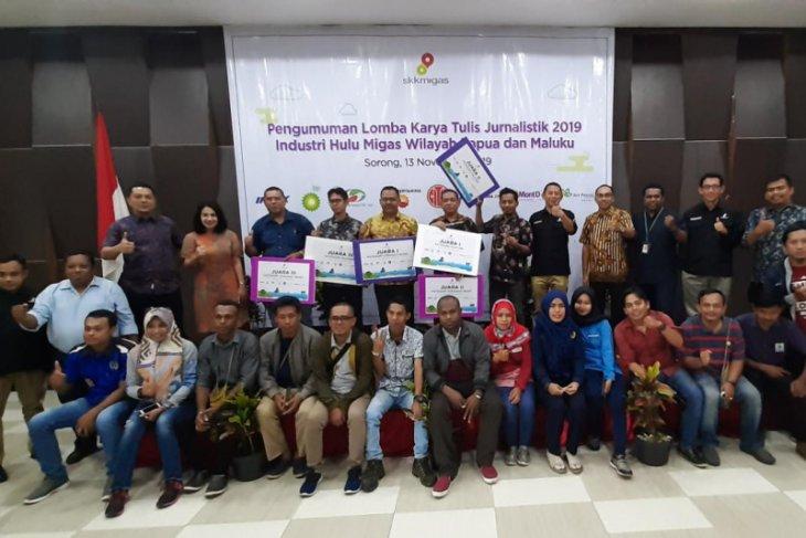 ANTARA Maluku raih tiga penghargaan lomba karya tulis SKK Migas